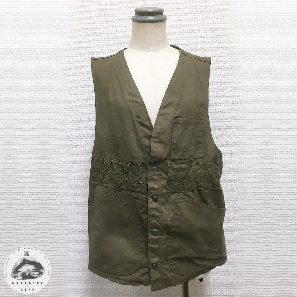 Solid Hanting Gilet