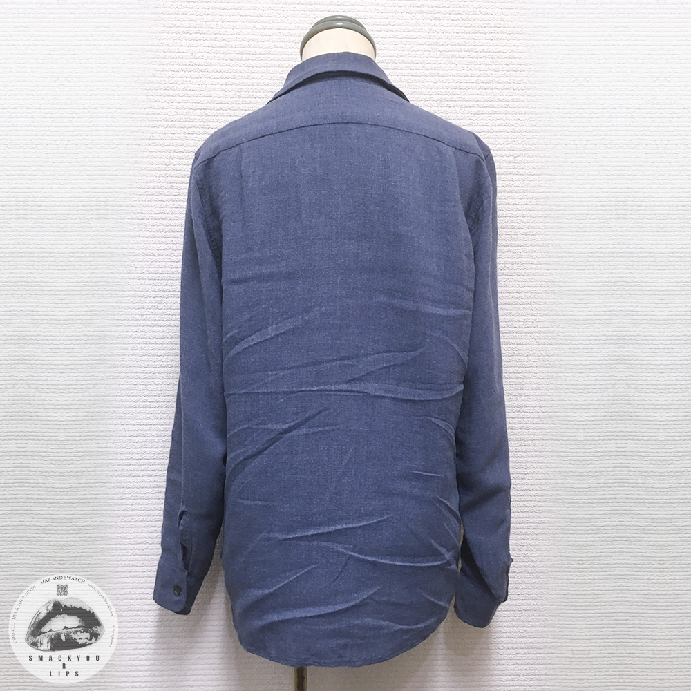 """Open-Collared Shirt """"BARACUTA"""""""