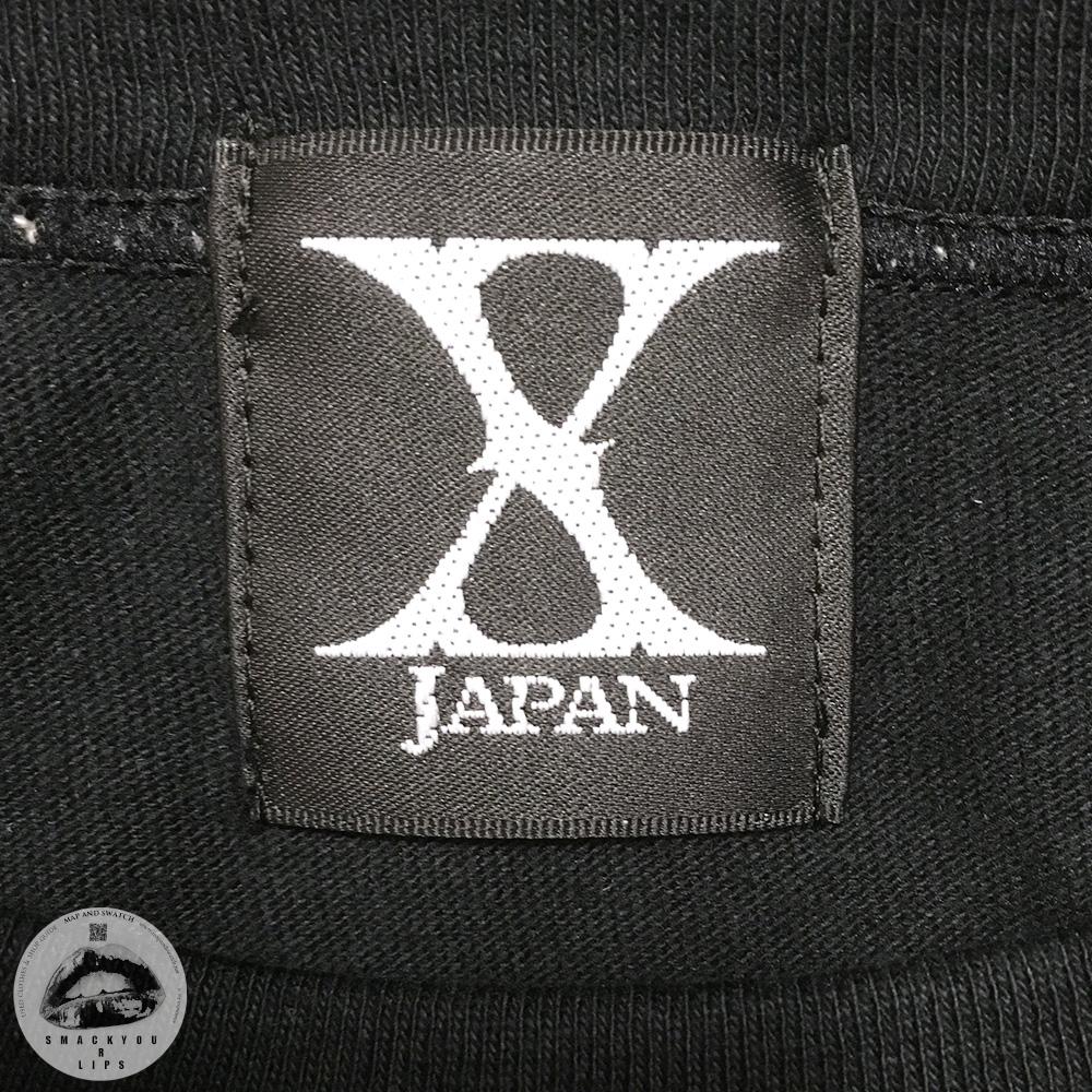"""Tour T-shirt """"X JAPAN"""""""