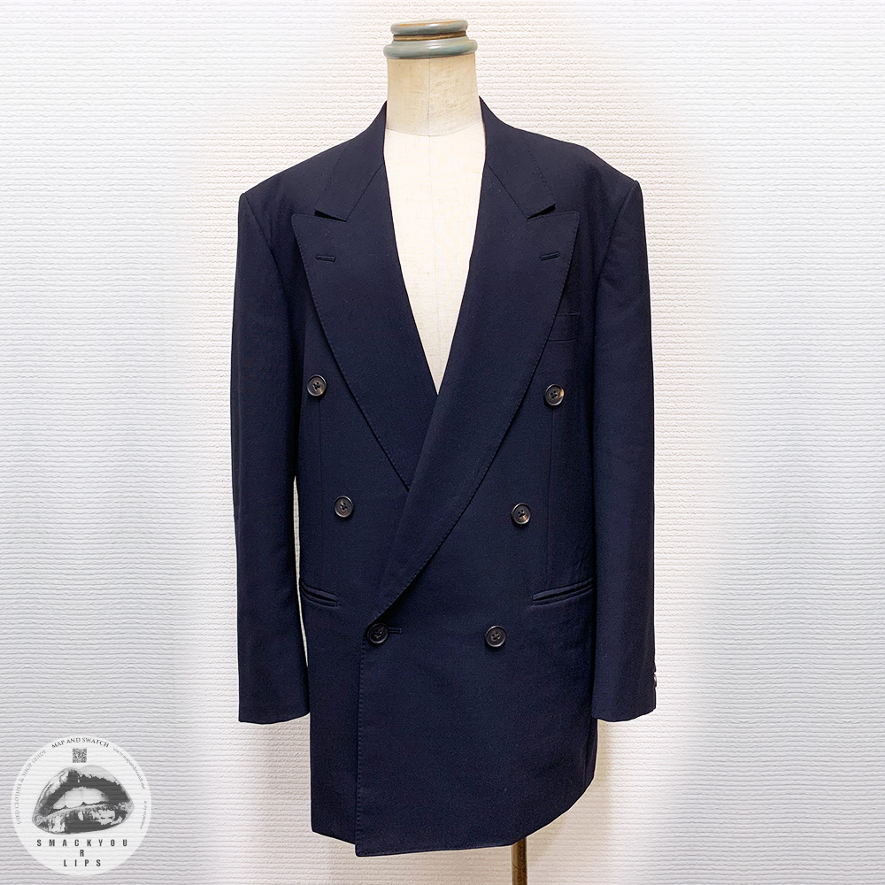 "Double-breasted Jacket ""Aquascutum"""