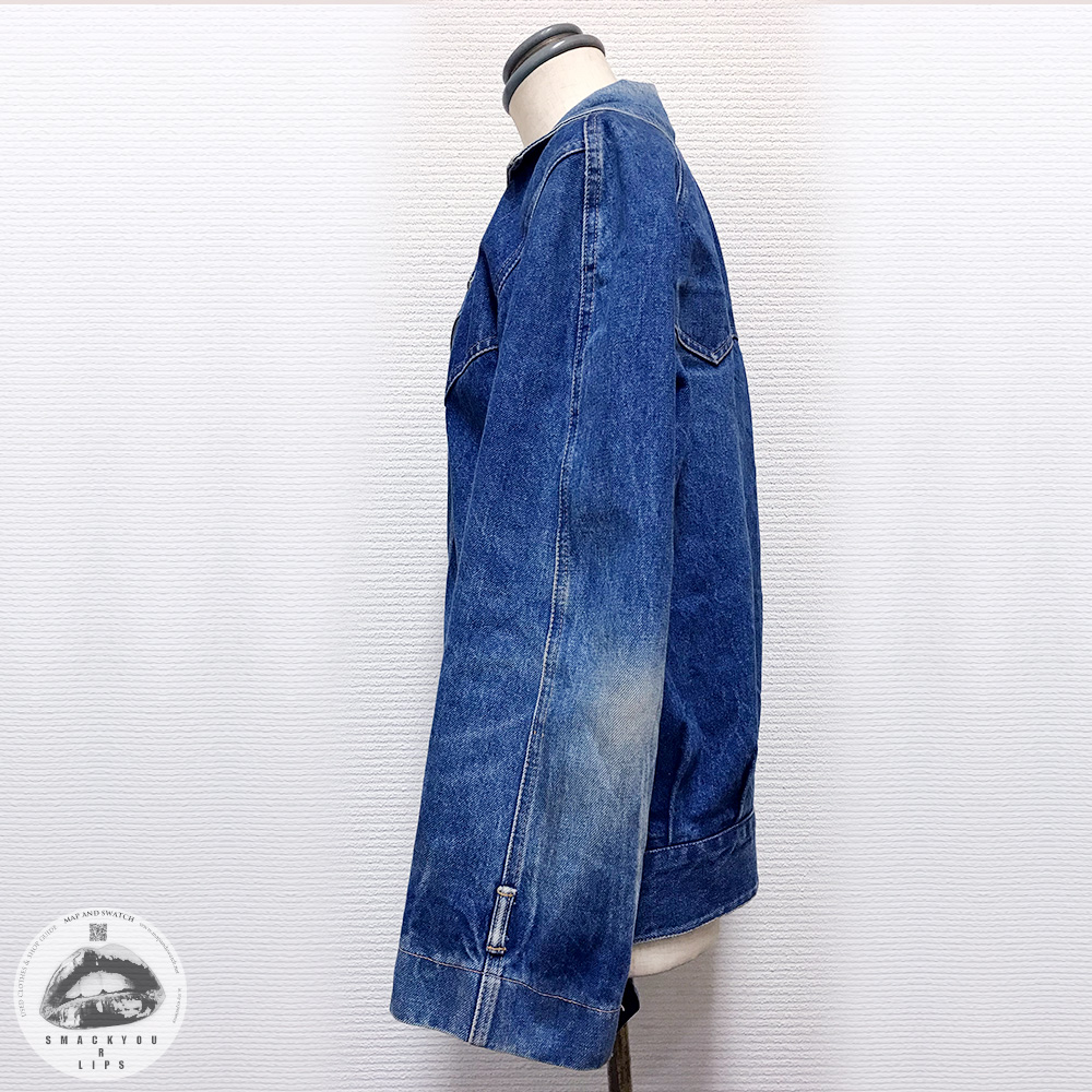 Hybrid Denim Jacket