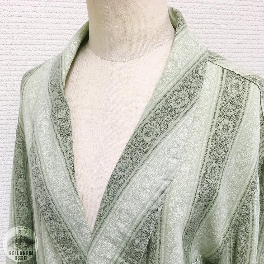 Paisley Printed Robe