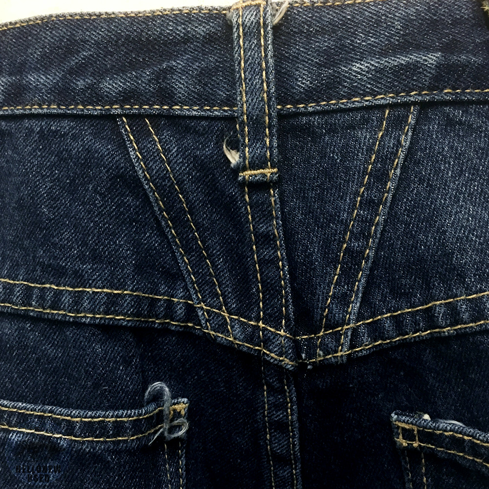 GIRBAUD Denim Shorts