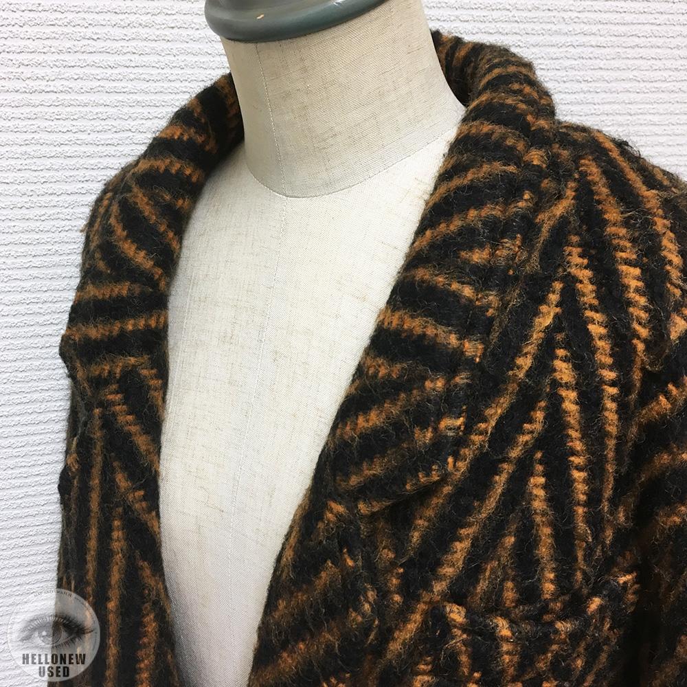 Big Herringbone Coat
