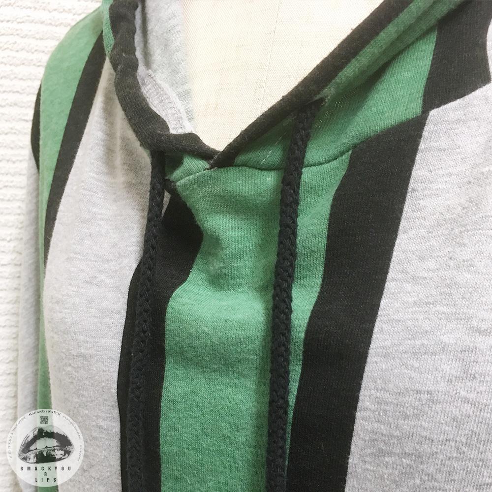 Stripe Thin Hoody