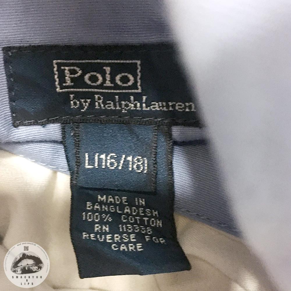 "Reversible Hoodie ""Polo"""
