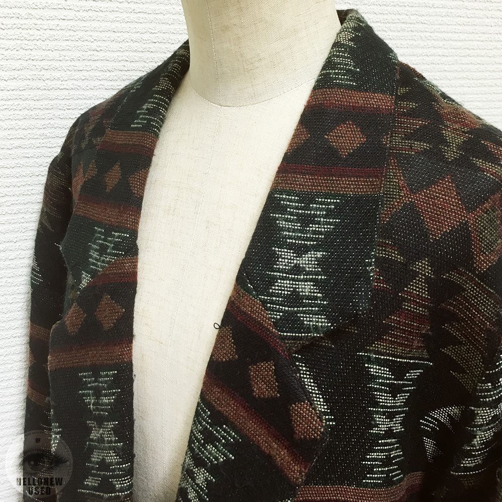 Native Pattern Jacket