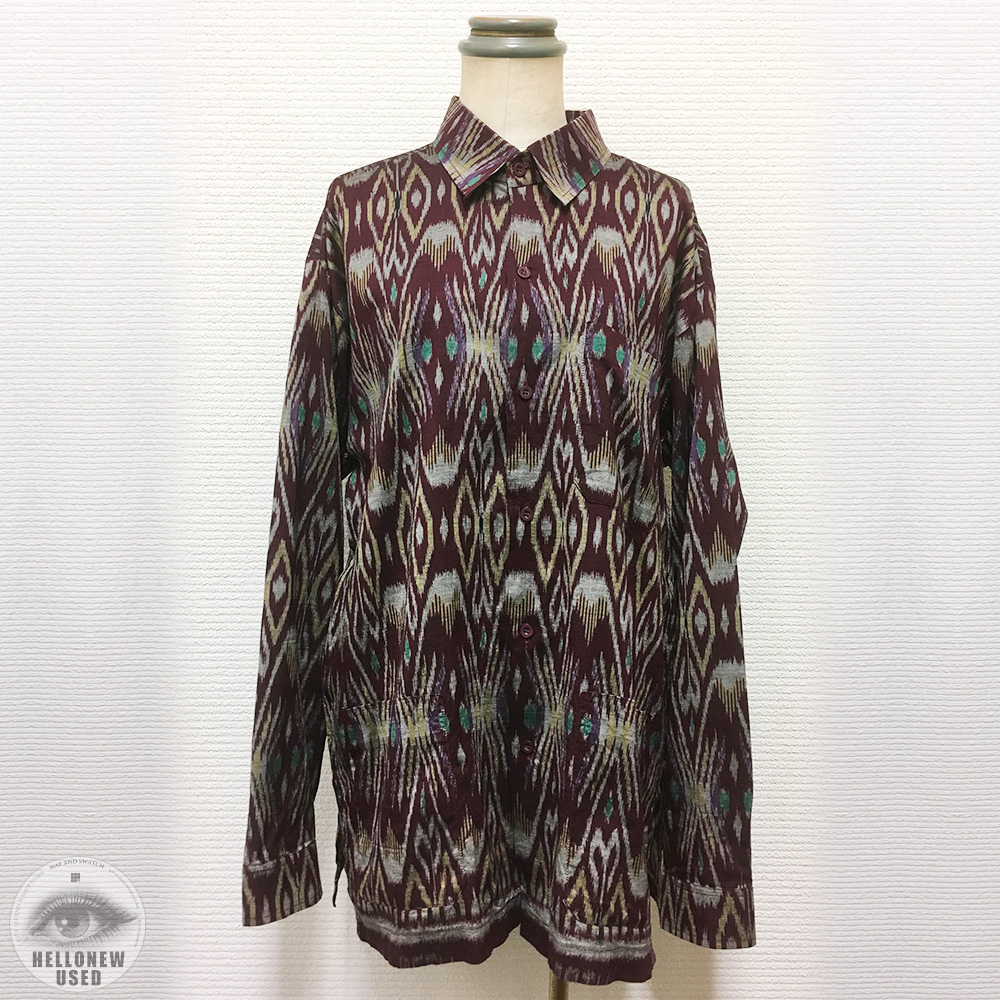Native American Pattern Shirt