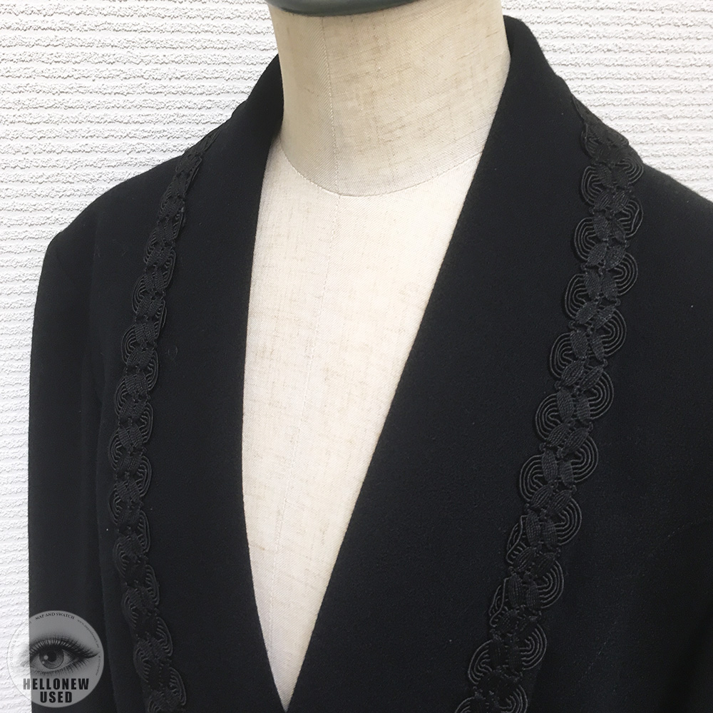 Tailored Jacket with Decoration