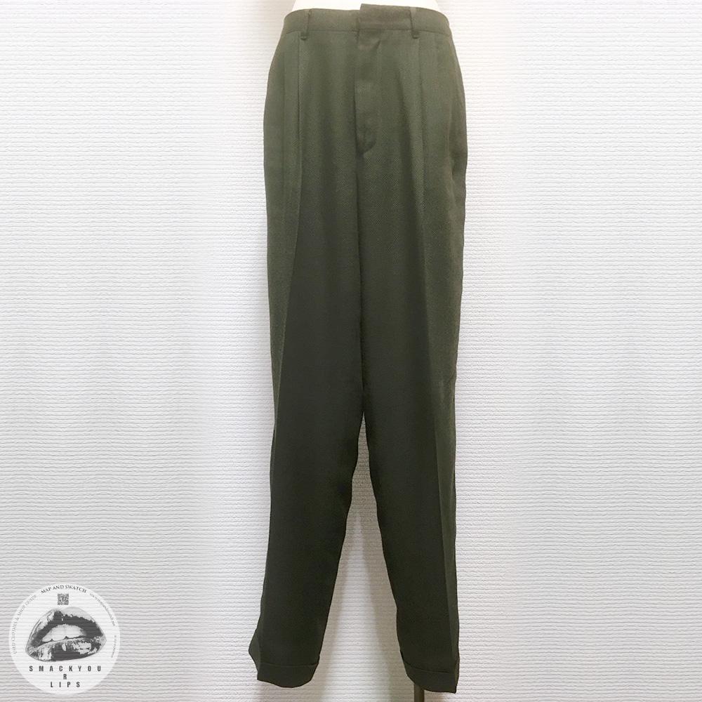 Khaki Green Slacks