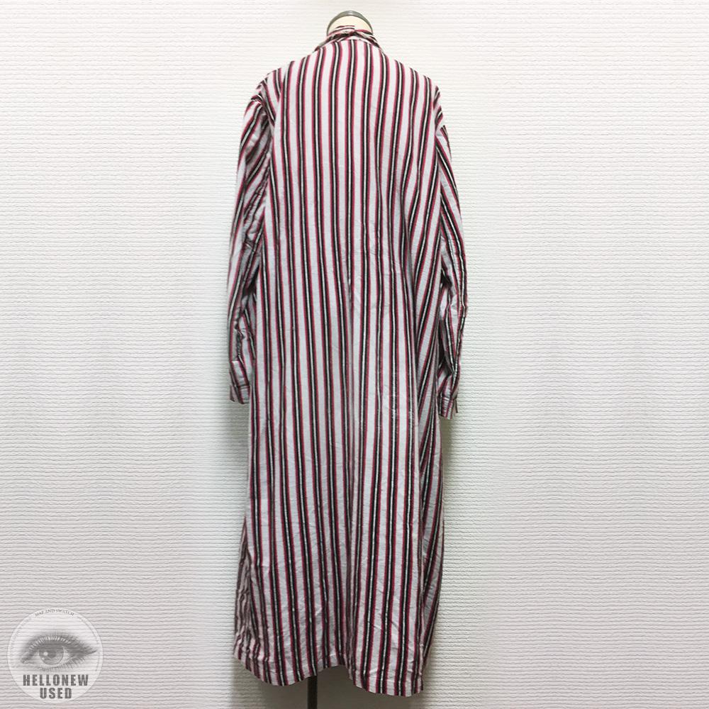 Flannel Stripe Robe