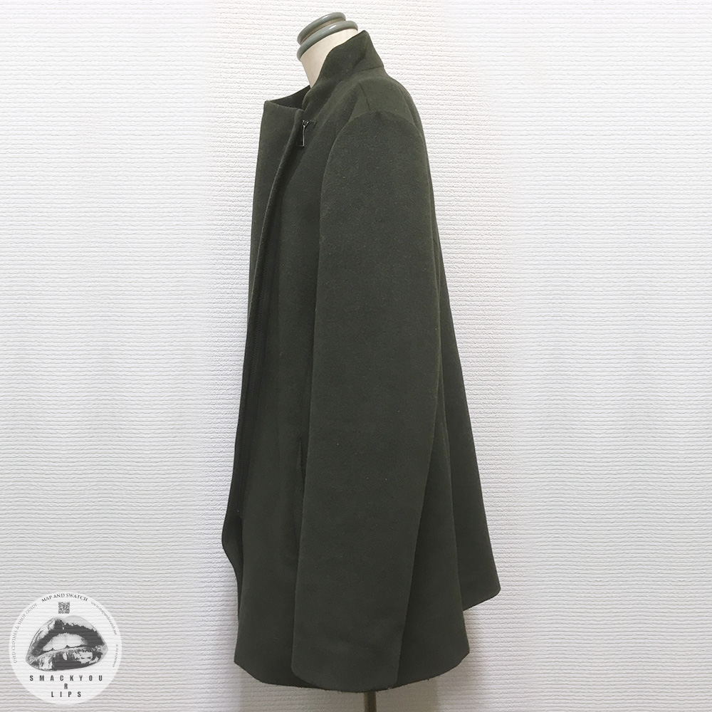 Wool Design Coat