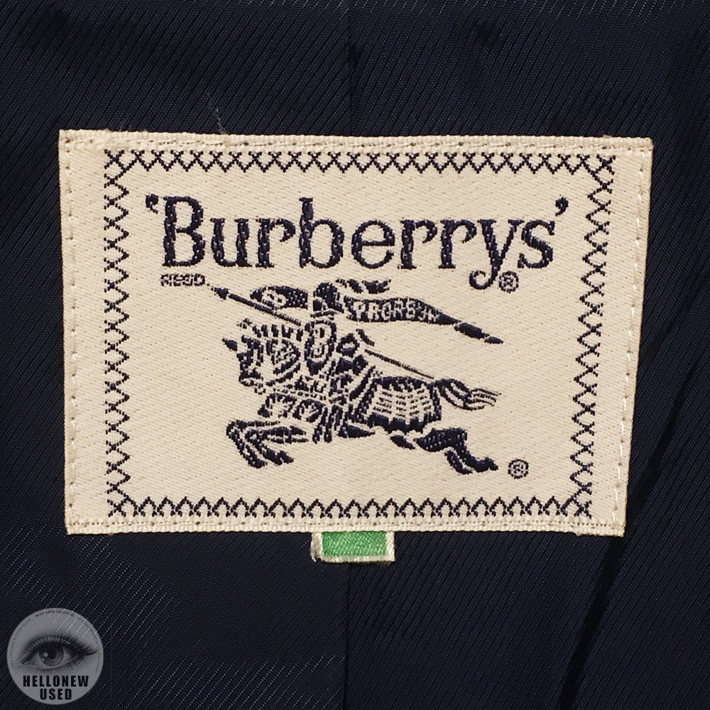 "Blackwatch P-Coat ""Burberrys"""