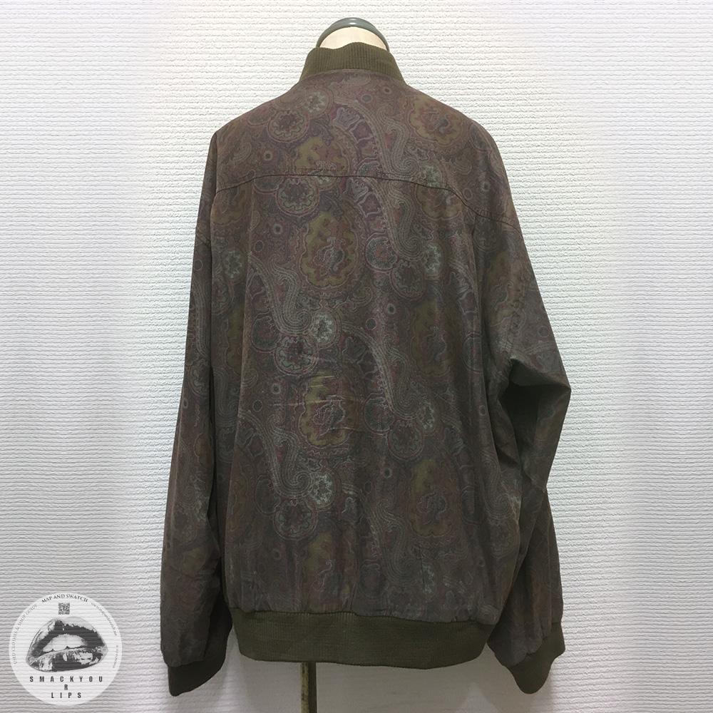 "Paisley Jacket ""Yves Saint Laurent"""