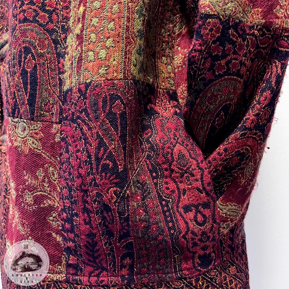 Jacquard Chinese Jacket