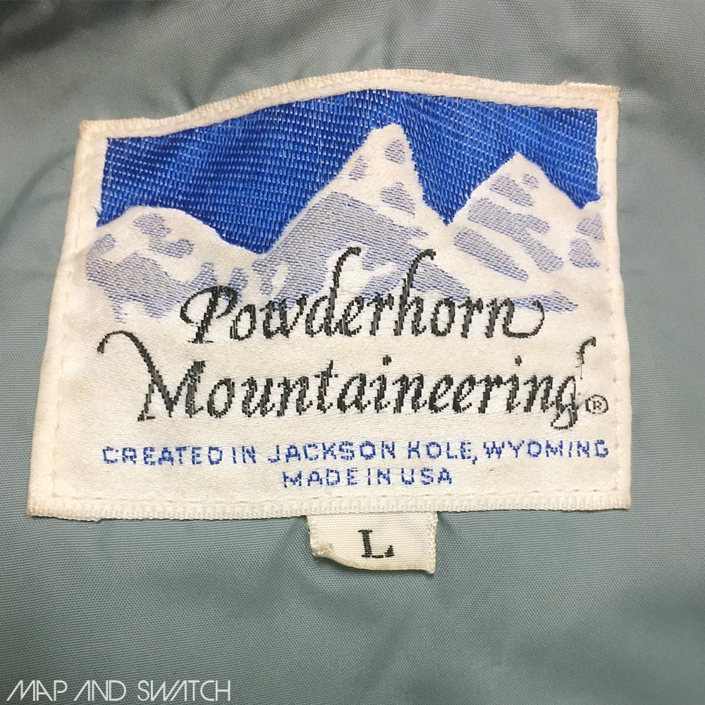 2tone Down jacket