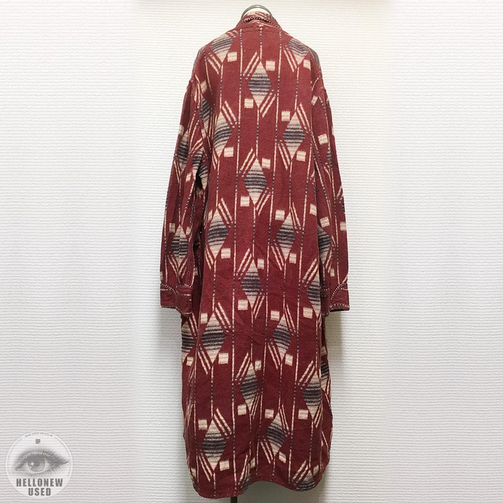 Vintage Blanket Robe