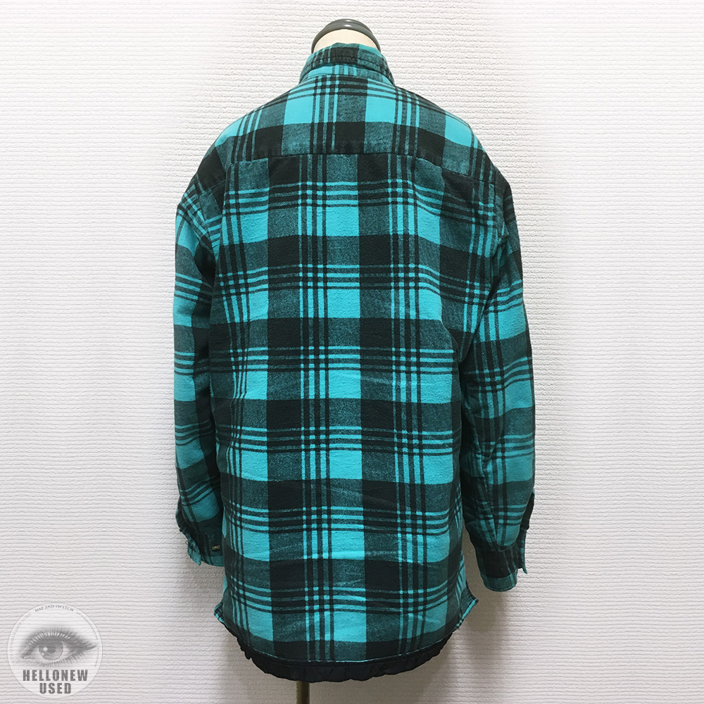 Check Shirt With Lining