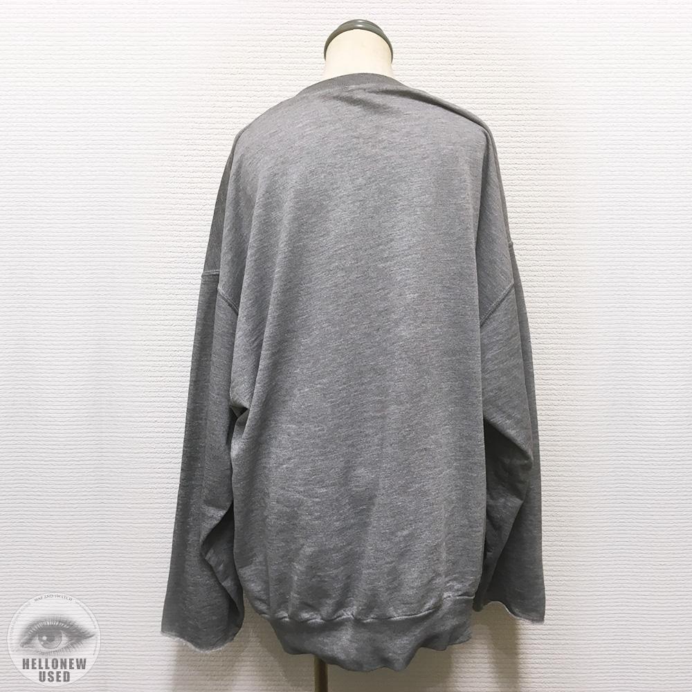 Damaged Thin Sweatshirt