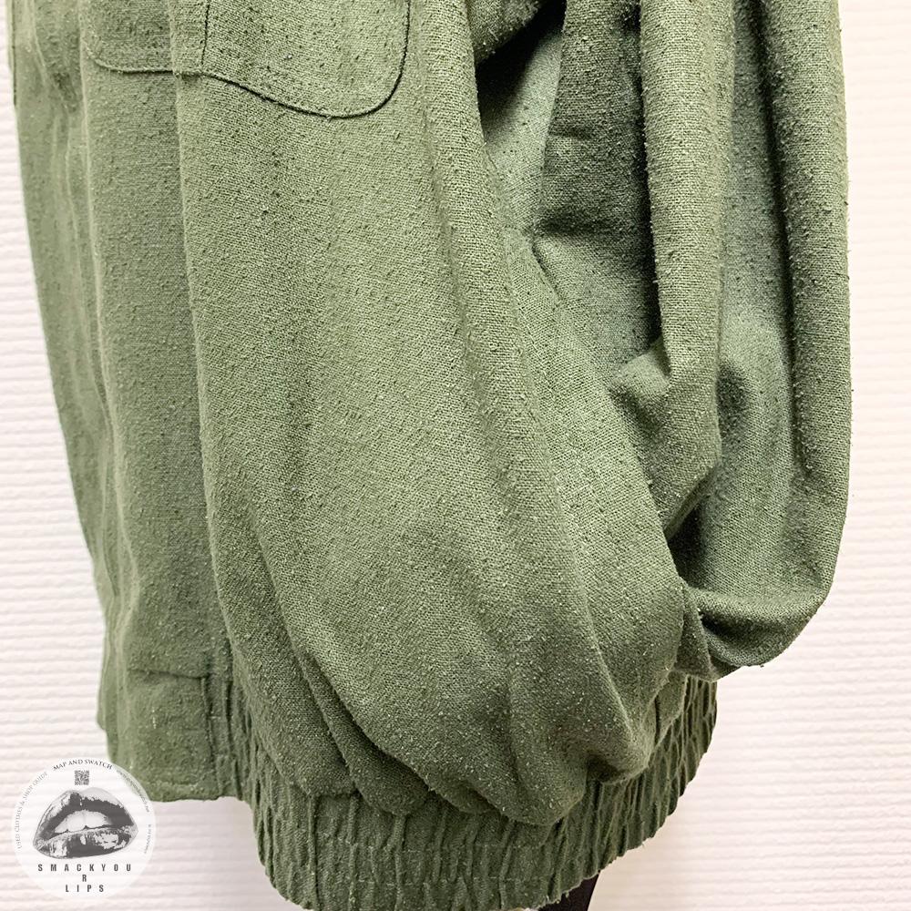 Silk Minimal Jacket