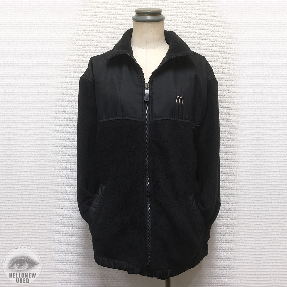 McDonald's Fleece Jacket